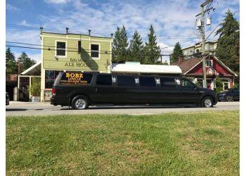 Maple Ridge limo service Bobz limoz
