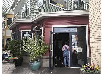 Nanaimo cafe Bocca Cafe