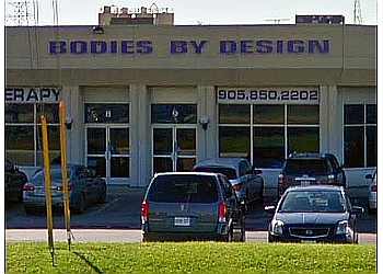 Vaughan gym Bodies By Design Personal Training Studios