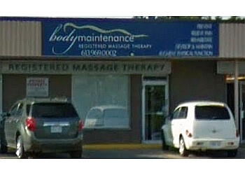Belleville massage therapy  Body Maintenance Registered Massage Therapy