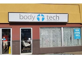 Edmonton massage therapy Body Tech Therapeutic Massage Inc.