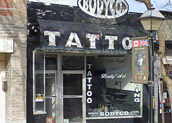 Orillia tattoo shop Bodyco
