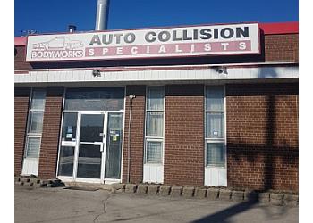 Brampton auto body shop Bodyworks Auto Collision