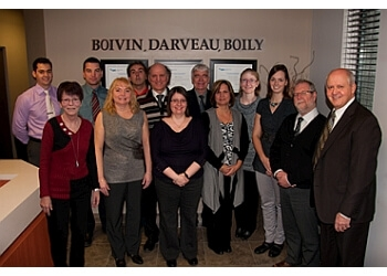Saguenay accounting firm Boivin, Darveau, Boily, CPA