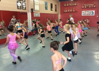 Kitchener dance school Bojangles Dance Arts