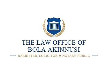 Barrie immigration lawyer The Law Office of Bola Akinnusi