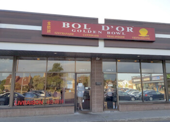 Brossard chinese restaurant Bol d' Or