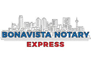 Calgary notary public Bonavista Notary Express