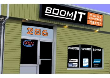 St Johns computer repair Boom I.T