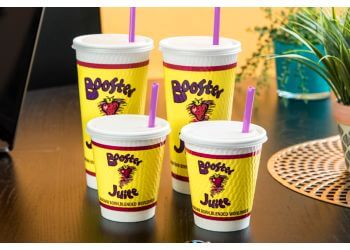 Burnaby juice bar Booster Juice