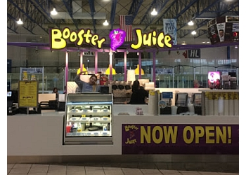 Cambridge juice bar Booster Juice