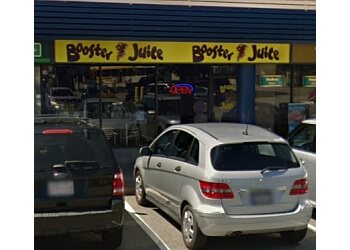 Delta juice bar Booster Juice