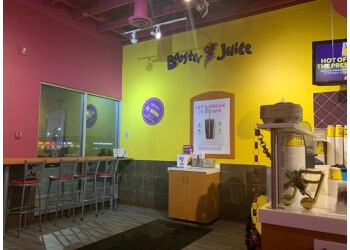 Grande Prairie juice bar Booster Juice