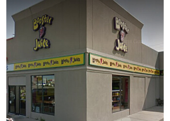Halton Hills juice bar Booster Juice