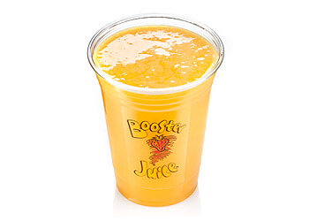 Hamilton juice bar Booster Juice