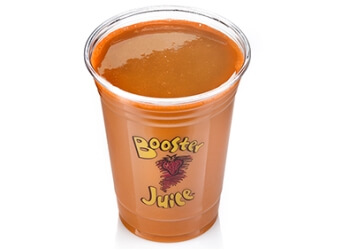 Kingston juice bar Booster Juice