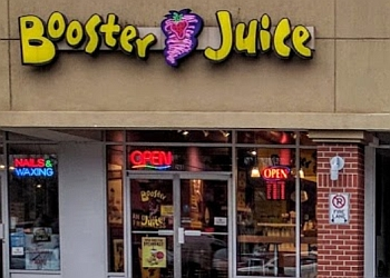 New Westminster juice bar Booster Juice