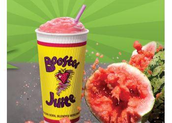 Orangeville juice bar Booster Juice