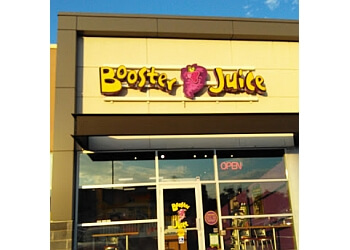 Oshawa juice bar Booster Juice