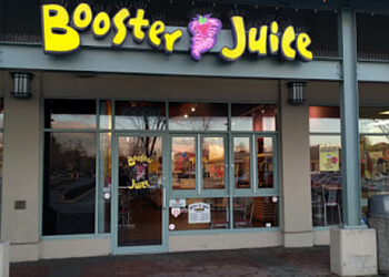 Richmond juice bar Booster Juice