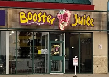 Sherwood Park juice bar Booster Juice