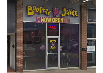 St Catharines juice bar Booster Juice