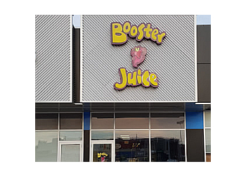 Whitby juice bar Booster Juice