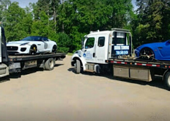 Edmonton towing service Bora Towing