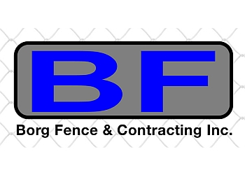 Richmond Hill fencing contractor Borg Fence and Contracting Inc.