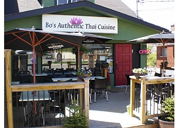 Huntsville thai restaurant Bo's Authentic Thai Cuisine