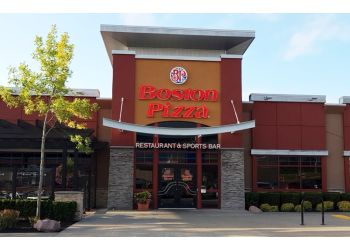 Cape Breton pizza place Boston Pizza