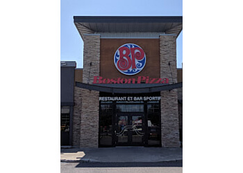 Drummondville pizza place Boston Pizza