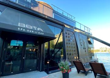Montreal spa Bota Bota, Spa-Sur-L'eau