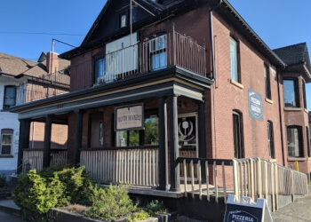 Thunder Bay pizza place Both Hands Wood-Fired Pizzeria & Bakery