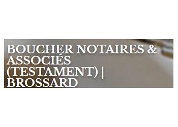 Brossard notary public Boucher Notaires & Associés
