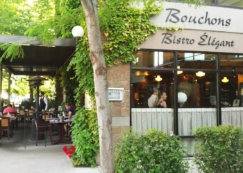 Kelowna french cuisine Bouchons Bistro