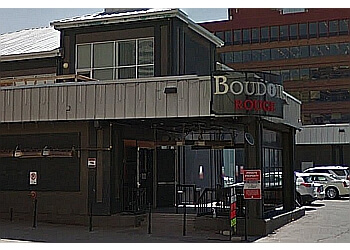 Calgary night club Boudoir Rouge