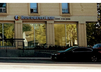 Winnipeg personal injury lawyer Boudreau Law