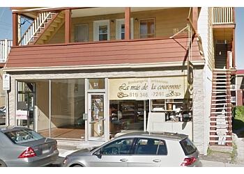 Sherbrooke bakery La Mie De La Couronne