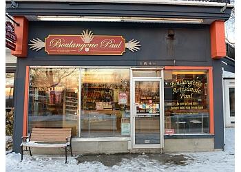Quebec bakery Boulangerie Paul