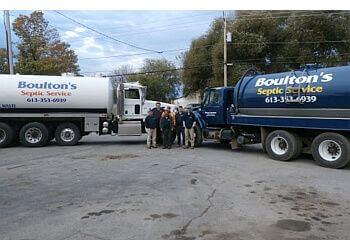 Kingston septic tank service Boulton Septic Service