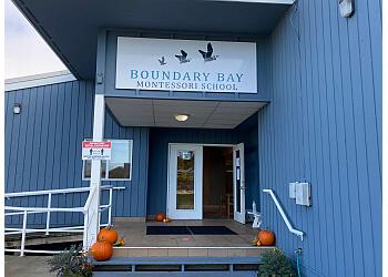 Delta preschool Boundary Bay Montessori School