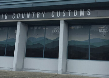 Abbotsford printer Bourquin Printers & Signs