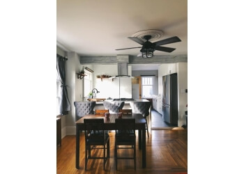 Saskatoon painter Bow Home Services Inc.