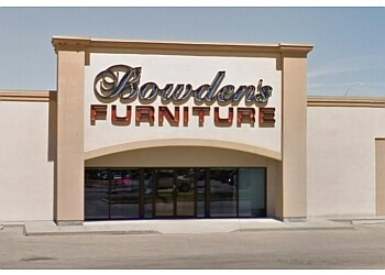 Lethbridge furniture store Bowden's Furniture Fashions Ltd.