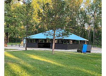Calgary public park Bowness Park
