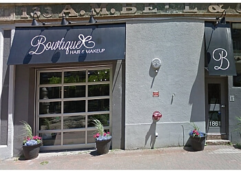 Halifax hair salon Bowtique Hair and Makeup