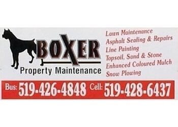 Norfolk lawn care service Boxer Property Maintenance
