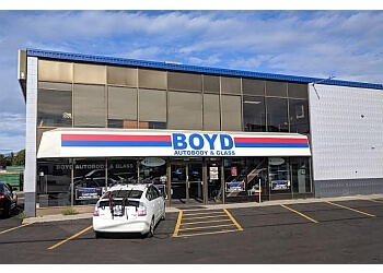 Kelowna auto body shop Boyd Autobody and Glass