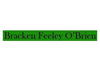 Whitby criminal defense lawyer Bracken Feeley O'Brien